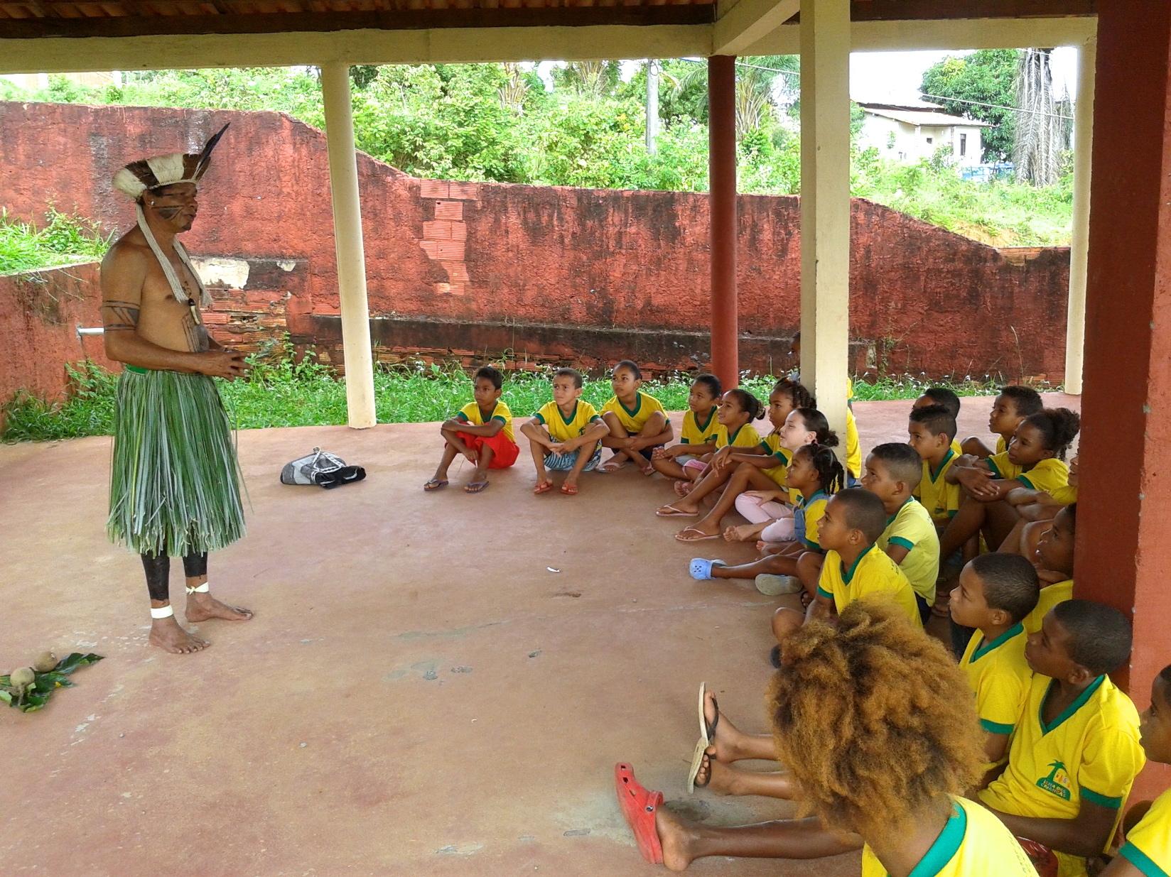 Wir fördern die kulturellen Wurzeln der Kinder