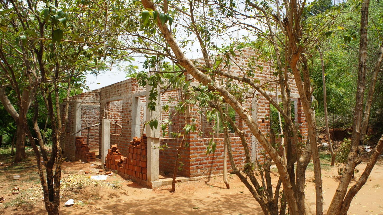 Wir bauen ein neues Schulhaus