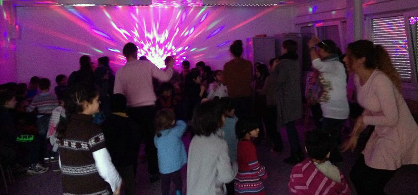 Dancing Kids - unsere mobile Kinderdisco